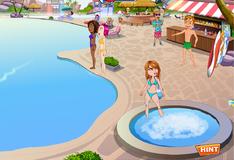 Игра Веселый аквапарк