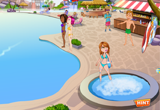 Веселый аквапарк