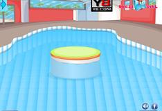 Игра Украшение аквапарка