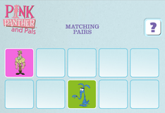 Игра Розовая Пантера Игра с карточками