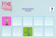 Розовая Пантера Игра с карточками