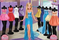 Барби идет по магазинам