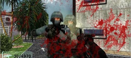 Игра Военное столкновение 3D