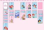 Игра Солитер с принцессами