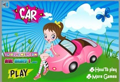 Игра Игра Первый день вождения Сьюзан