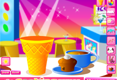 Игра Детское мороженое