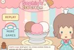 Игра Мороженое для Софии