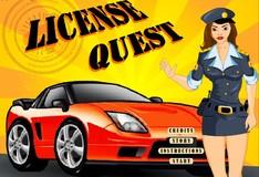 Игра Игра Квест на лицензию