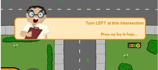 Игра Такси автошкола