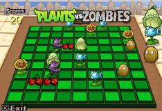 Игра Игра Растения и зомби: Соответствия