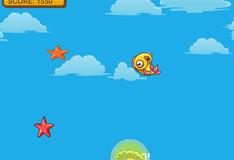 Игра Игра Прыжки золотой рыбки