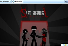 Игра Игра Sift Heads World Act 5