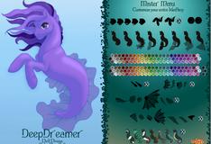 Создай морскую пони
