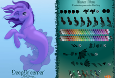 Май Литл Пони: Создай морскую пони