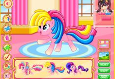 Игра Май Литл Пони: Создание Пинки Пай
