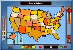 Игра Игра США знай штаты