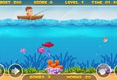 Игра Соревнование рыбаков