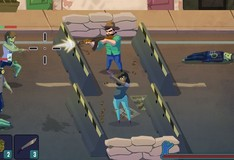 Игра Мертвый переулок