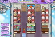 Игра Семейные авиаперевозки