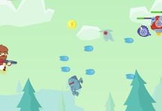 Игра Лесник наносит ответный удар