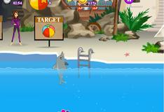Игра Мое шоу дельфинов 2
