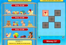 Игра Математический шоппинг