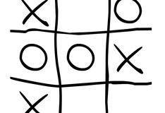 Игра Игра на двоих: Непревзойденные крестики-нолики для всех