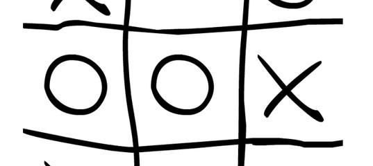 Игра на двоих: Непревзойденные крестики-нолики для всех