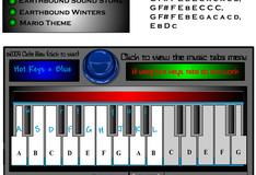 Игра Игра Пианино
