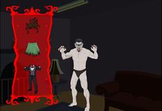 Монстры в доме ужасов