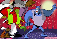 Игра Джин одевалка