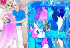 Игра Игра Эльза и Джек