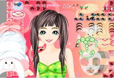 Игра Новый макияж