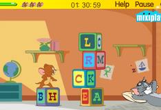 Игра Школьное приключение Тома и Джерри