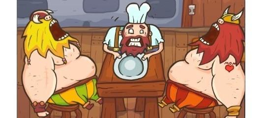 Паб викингов