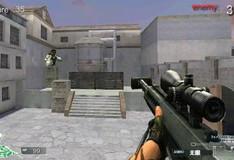 Игра Игра Перекрёстный огонь: Король снайперов