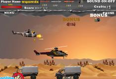 Игра Игра Война в пустыне