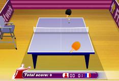 Игра Легенды настольного тенниса