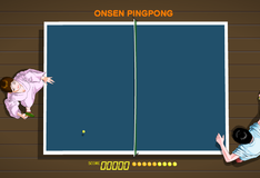 Китайский теннис