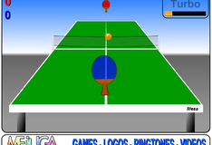 Игра Настольный теннис Турбо