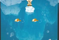 Игра Чукча на рыбалке