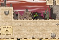 Игра Кактус Маккйо и сокровища Калаверы