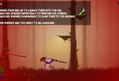 Игра Сражение самураев