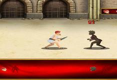 Игра Сражения в Коллизее