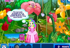 Игра Принцесса Джульетта в стране чудес