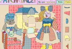 Игра Лоскутное шитье