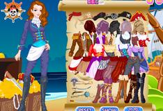 Игра Наряд для пирата