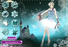 Наряд снежной королевы
