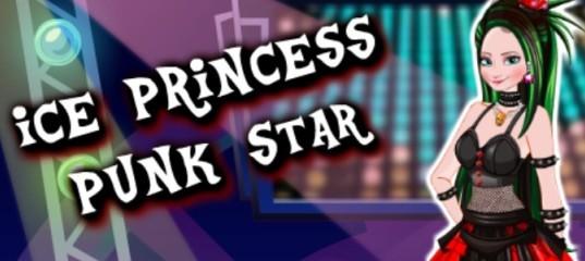 Принцесса льда — звезда панка