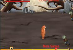 Игра Медведи Соседи против зомби
